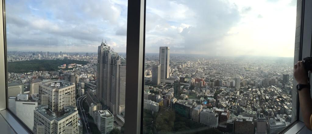 Tokyo desde el aire