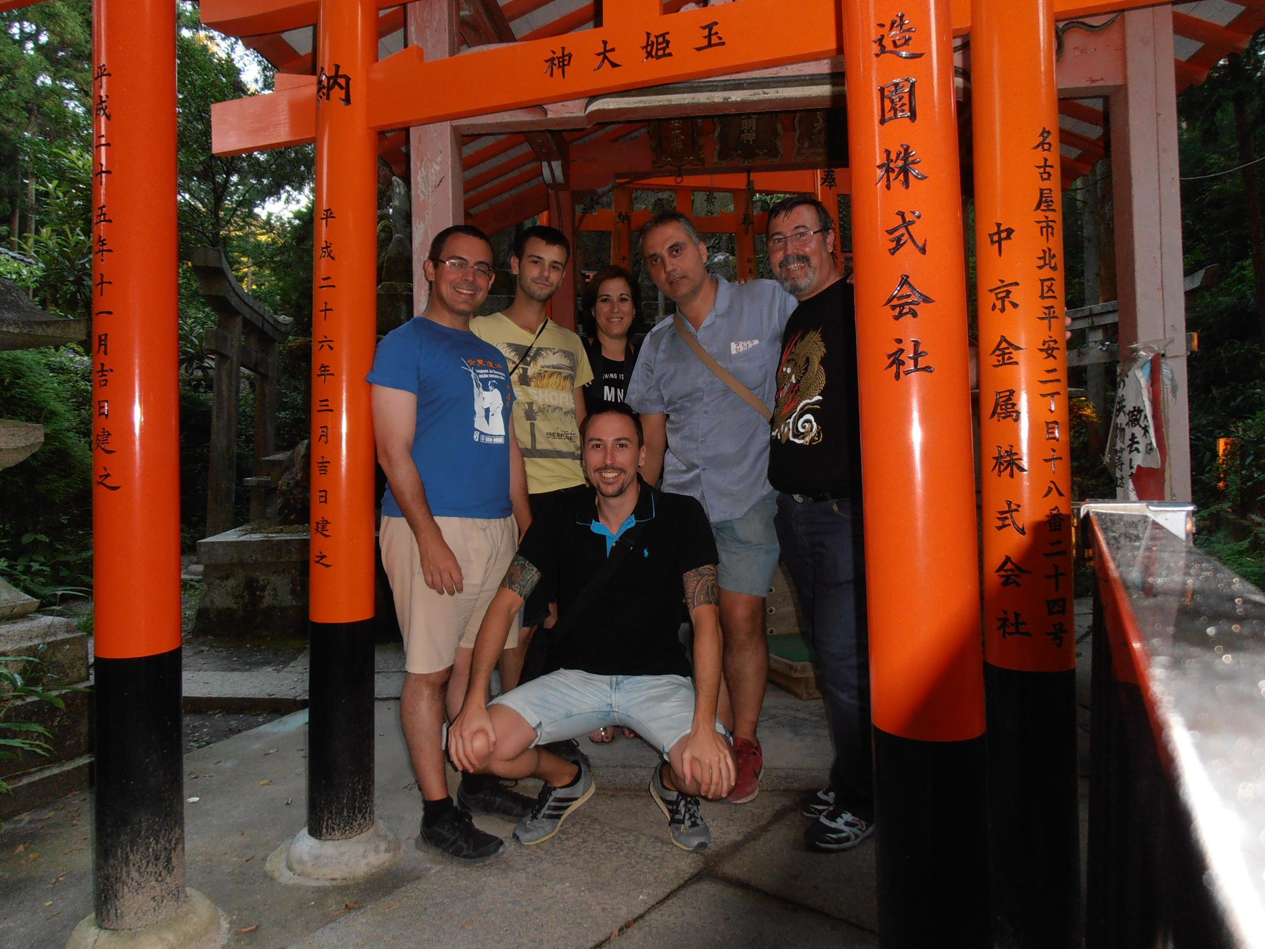 Viaje Japón 2015